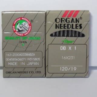 Organ Needles DBx1 №120