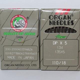 Organ Needles DPx5 №110