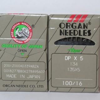 Organ Needles DPx5 №100