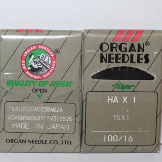 Organ Needles HAx1 №100