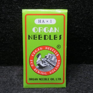 Organ Needles HAx1 №120