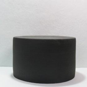 Резина 10 см (черная)