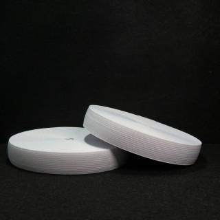 Резинка 2.5 см ( белая)
