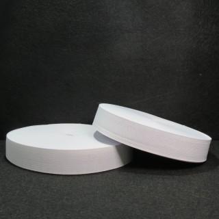 Резина 3.5 см ( белая)