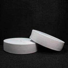 Резина 4.0 см ( белая)