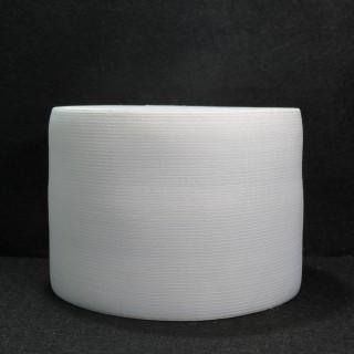 Резина 12 см ( белая)